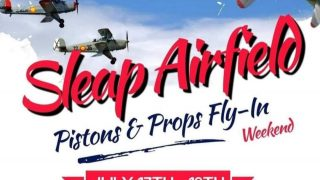 Sleap Airfield Pistons & props
