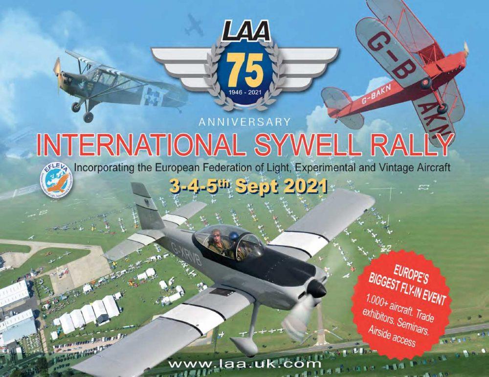 LAA Rally 2021