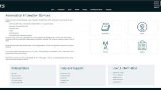 NATS AIS new site