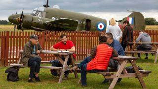 FLYER Club fly-in Sleap