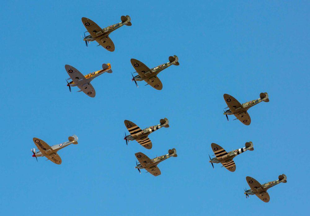IWM Duxford Spitfires