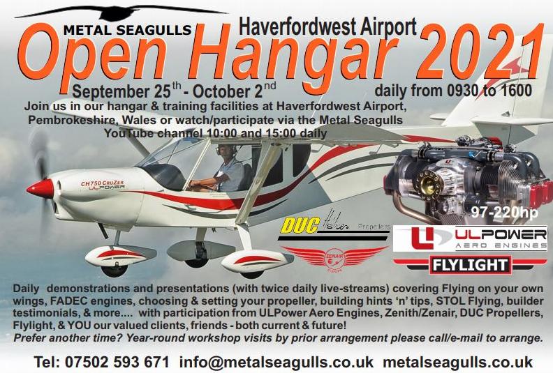 Metal Seagulls event