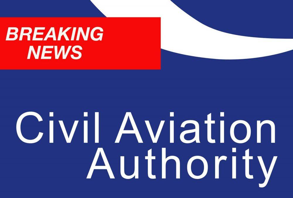 CAA breaking news