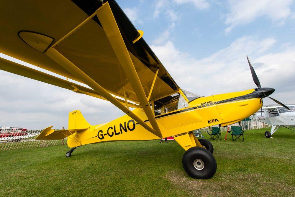 KFA Safari kitplane