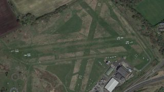manchester bartion airfield
